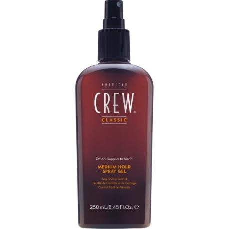 American Crew Classic Medium Hold Spray Gel purškiama želė 250 ml.