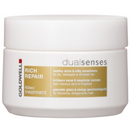 Goldwell Dualsenses Rich Repair 60 Sec gydomoji priemonė 200 ml.