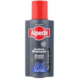 Alpecin Active Shampoo A1 šampūnas normaliems plaukams 250 ml.