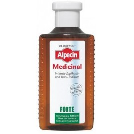 Alpecin Medicinal Forte Intensive Scalp And Hair Tonic tonikas nuo plaukų slinkimo 200 ml.