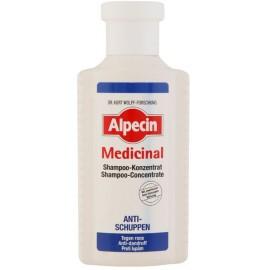 Alpecin Medicinal Shampoo Concentrate Anti-Dandruff šampūnas nuo pleiskanų 200 ml.