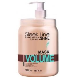 Stapiz  Sleek Line Volume apimties suteikianti kaukė 1000 ml.