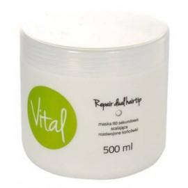 Stapiz Vital Repair Dual Hairtip 60s kaukė 500 ml.
