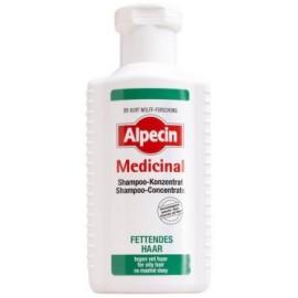 Alpecin Medicinal Shampoo Concentrate šampūnas riebiems plaukams 200 ml.
