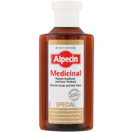 Alpecin Medicinal Special Vitamine Scalp And Hair Tonic tonikas nuo plaukų slinkimo 200 ml.