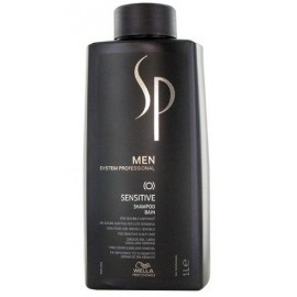 Wella Professional SP Men Sensitive šampūnas vyrams
