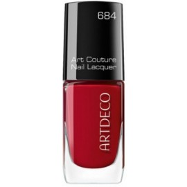 Artdeco Art Couture nagų lakas 684 Lucious Red