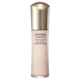 Shiseido Benefiance Wrinkle Resist 24 Night Emulsion naktinis serumas 75 ml.