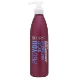 Revlon Professional Pro You Texture Substance Up priemonė plaukų formavimui 350 ml.