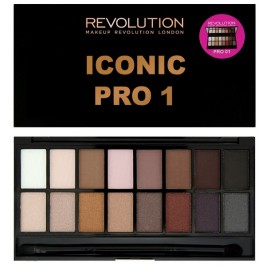 Makeup Revolution Salvation Palette Iconic Pro 1 šešėlių paletė 16 g.