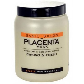 Stapiz Basic Salon Placenta kaukė 1000 ml.