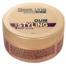 Stapiz  Sleek Line Styling Gum plaukų formavimo guma 150 ml.