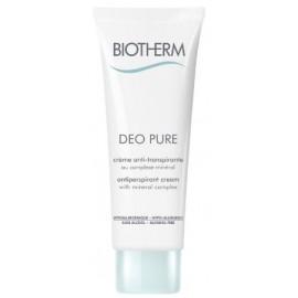 Biotherm Deo Pure antiperspirantas-kremas 75 ml.