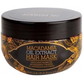 Xpel Macadamia Oil Extract maitinamoji kaukė 250 ml.