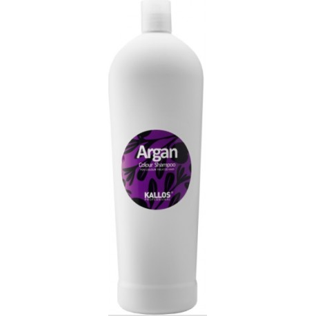 Kallos Argan Colour Hair šampūnas 1000 ml.
