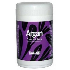 Kallos Argan Colour Hair kaukė