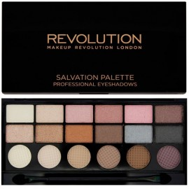 Makeup Revolution Salvation Palette Girl Panic šešėlių paletė 13 g.