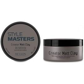 Revlon Professional Style Masters Matt Clay plaukų vaškas 85 g.