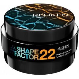 Redken Shape Factor 22 modeliavimo pasta 50 ml.