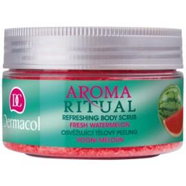 Dermacol Aroma Ritual Body Scrub Fresh Watermelon kūno šveitiklis 200 g.