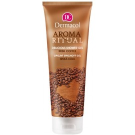Dermacol Aroma Ritual Shower Gel Irish Coffee dušo gelis 250 ml.