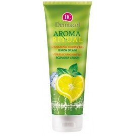 Dermacol Aroma Ritual Shower Gel Lemon Splash dušo gelis 250 ml.