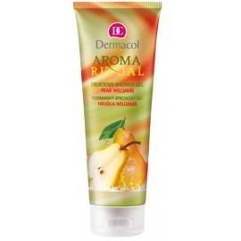 Dermacol Aroma Ritual Shower Gel Pear Williams dušo gelis 250 ml.