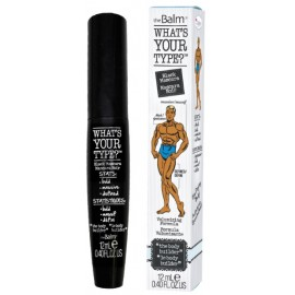 The Balm What s Your Type? The Body Builder blakstienų tušas Black 12 ml.