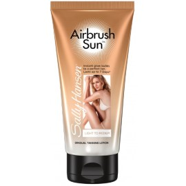 Sally Hansen Airbrush Sun Gradual savaiminio įdegio losjonas 01 Light To Medium 175 ml.