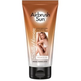 Sally Hansen Airbrush Sun Gradual savaiminio įdegio losjonas 02 Medium To Tan 175 ml.