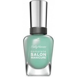 Sally Hansen Complete Salon Manicure nagų lakas 672 Jaded 14,7 ml.