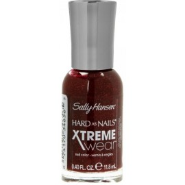 Sally Hansen Hard As Nails Xtreme Wear nagų lakas 390 Red Carpet 11,8 ml.