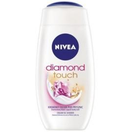 Nivea Diamond Touch Cream Oil dušo kremas 500 ml.