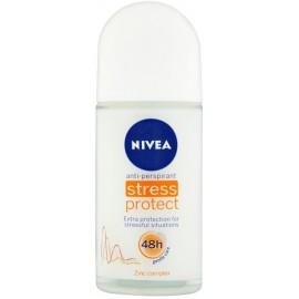 Nivea Stress Protect rutulinis antiperspirantas 50 ml.