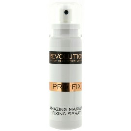 Makeup Revolution Pro Fix Amazing Makeup Fixing Spray makiažo fiksavimo priemonė 100 ml.