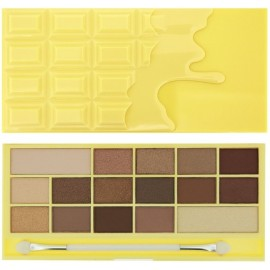 Makeup Revolution I Love Makeup Naked Chocolate šešėlių paletė 22 g.
