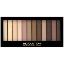 Makeup Revolution Redemption Palette Essential Mattes 2 šešėlių paletė 14 g.