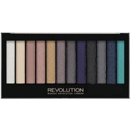 Makeup Revolution Redemption Palette Essential Day To Night šešėlių paletė 14 g.