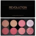 Makeup Revolution Ultra Blush&Contour skaistalų paletė Sugar And Spice 13 g.