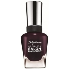 Sally Hansen Complete Salon Manicure nagų lakas 660 Pat On The Black 14,7 ml.