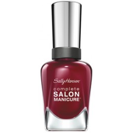 Sally Hansen Complete Salon Manicure nagų lakas 610 Red Zin 14,7 ml.