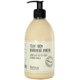 Sefiros Aroma Bourbon Vanilla kūno sviestas/kremas 500 ml.