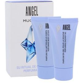 Thierry Mugler Angel rinkinys (30 ml. kūno losjonas + 30 ml. dušo gelis)