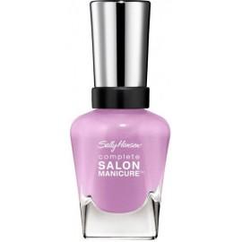 Sally Hansen Complete Salon Manicure nagų lakas 406 Purple Heart 14,7 ml.