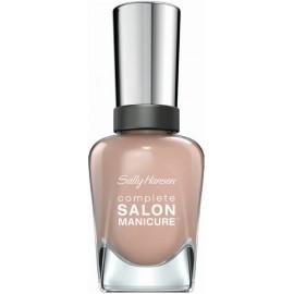 Sally Hansen Complete Salon Manicure nagų lakas 220 Café Au Lait 14,7 ml.