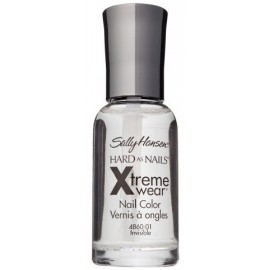 Sally Hansen Hard As Nails Xtreme Wear nagų lakas 100 Invisible 11,8 ml.