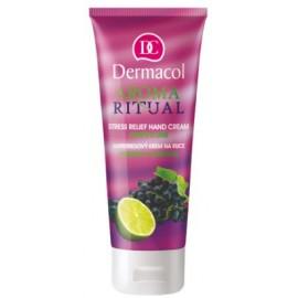 Dermacol Aroma Ritual Hand Cream Grape & Lime rankų kremas 100 ml.