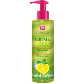 Dermacol Aroma Ritual Liquid Soap Lemon Splash skystas muilas 250 ml.