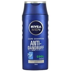 Nivea Men Anti-dandruff Cool šampūnas nuo pleiskanų vyrams 250 ml.