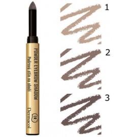 Dermacol Powder Eyebrow antakių šešėliai 1 g. 3
